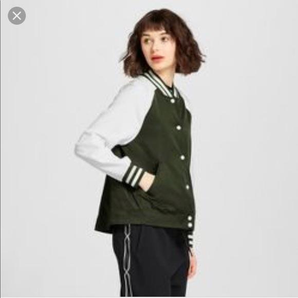7cd8f85a727 Hunter x Target Women s Bomber jacket NWT